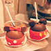 Mickey & Minnie Caramel Apples