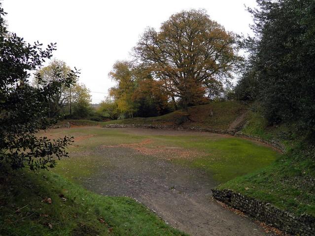 The Amphitheatre, Calleva Atrebatum