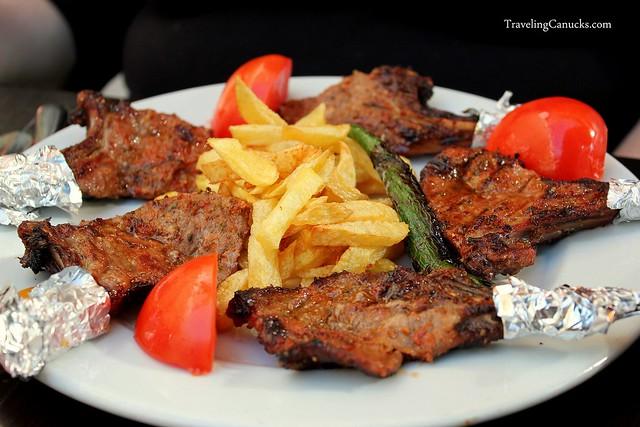 Lamb chops - Ankara, Turkey