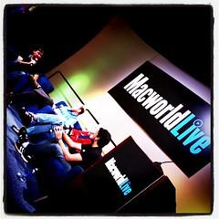 Macworld live