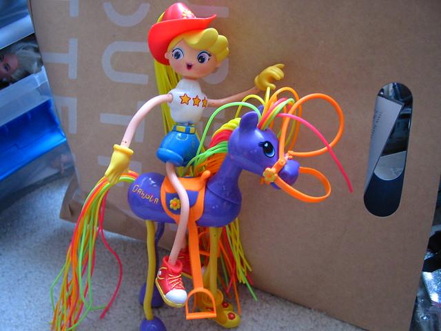 Betty Spaghetti Toys : Photo