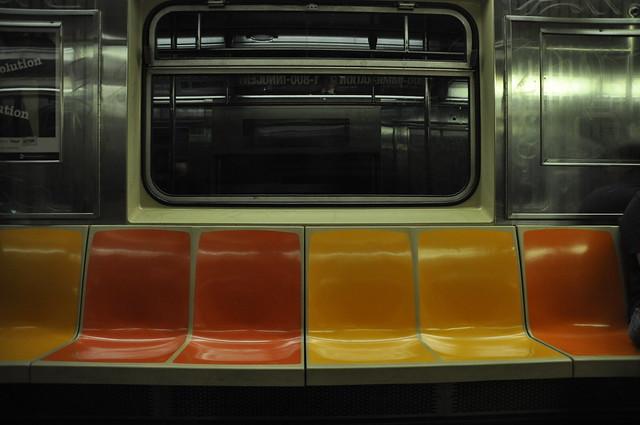 subway seats flickr photo sharing. Black Bedroom Furniture Sets. Home Design Ideas