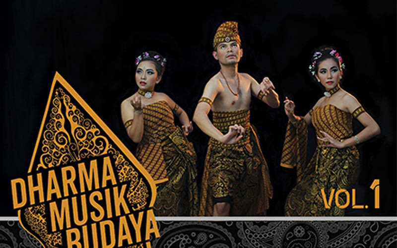 Alblum Lagu Buddhis Jawa Vol.1, produksi Namaste Music.