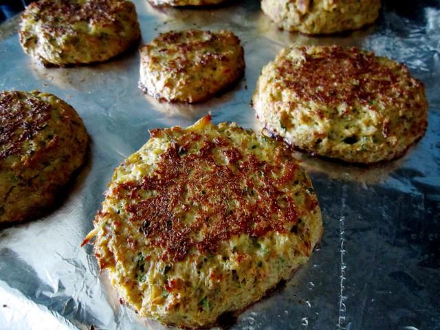 Bake Crab Cakes At