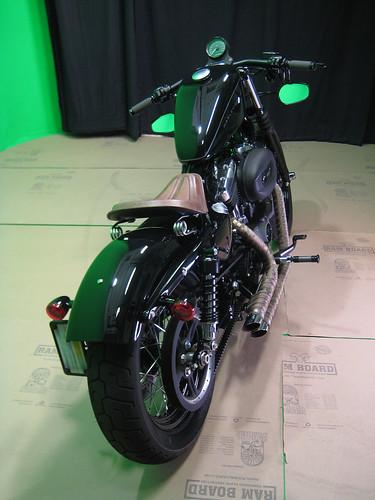 Harley Davidson Nightster 3