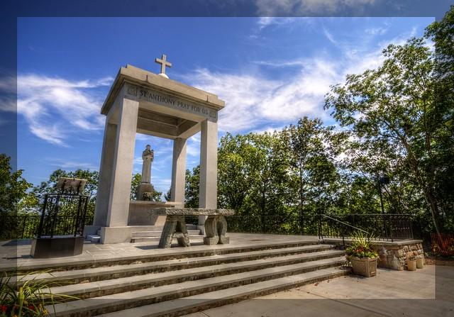 Garrison >> St Anthony Shrine at Graymoor | Flickr - Photo Sharing!
