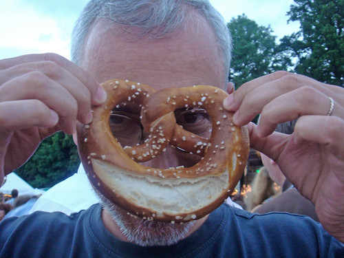 I am the Brezel-Man!