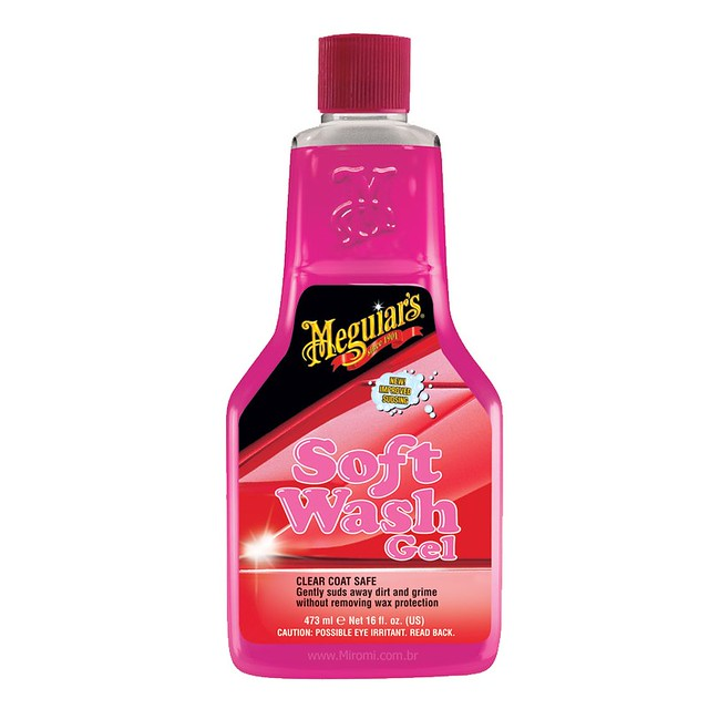 Meguiars Car Wash Review