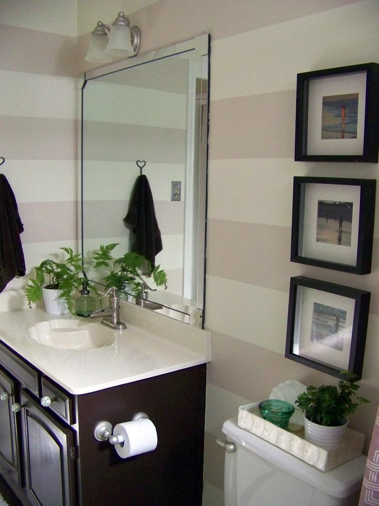 Hi Sugarplum Organized Bathroom Cabinet