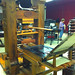 Replica Gutenberg press