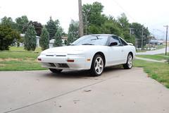 automobile, automotive exterior, wheel, vehicle, performance car, nissan 240sx, bumper, land vehicle, sports car,