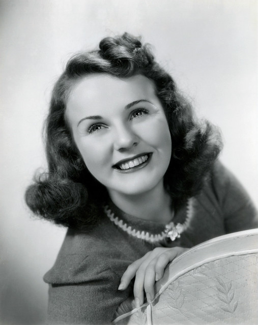 Deanna Durbin | Flickr - Photo ...