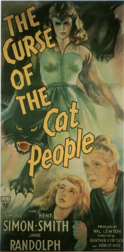 Curse Of The Cat People, The (Poster)