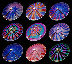 Schaghticoke Fair (Ferris Wheel, Quarter) - Schaghticoke, NY - 10, Sep.jpg by sebastien.barre