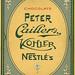 Album Timbres / Chocolats PETER, Cailler's, KOHLER, Nestlé's