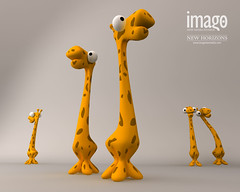 animal, animal figure, yellow, font, giraffe, cartoon, giraffidae, illustration,