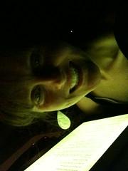 Adriel Glows!