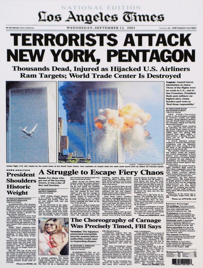 Los Angeles Times, Los Angeles