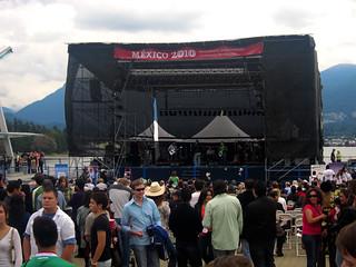 Vancouver MexicoFest | Jack Poole Plaza