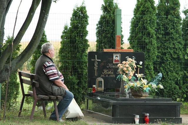 War Cemetary near Vukovar