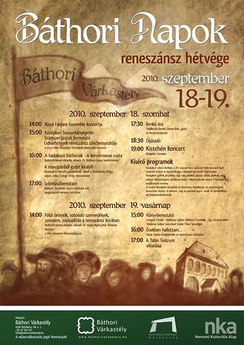 IV. Báthori Napok - Reneszánsz hétvége