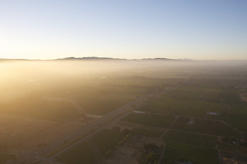 morning yellow sunrise smog vineyard haze flickr napa hotairballoon publishing afsdxvrzoomnikkor18200mmf3556gifed