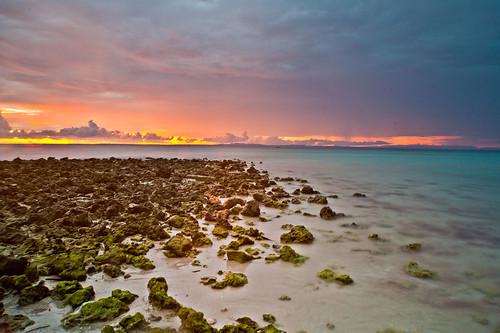 beach philippines bantayan