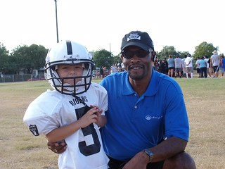 San Antonio Raiders - August 31, 2010