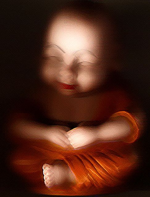 The Buddha is not Scared of the Dark