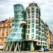 "Frank Gehry's ""Dancing House"" In Prague"
