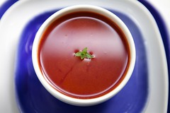 Carrot and Beetroot Soup