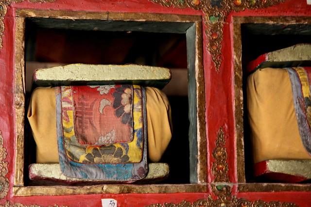 karsha monastery zanskar