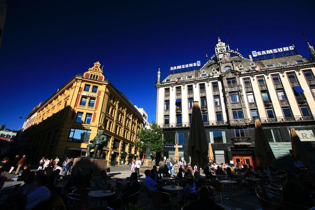 Oslo Street Scene 2