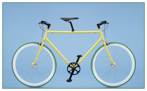 Government Issue Eco-friendly Bike