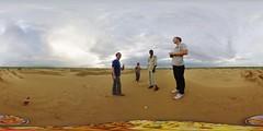 Apéritif in the Thar Desert