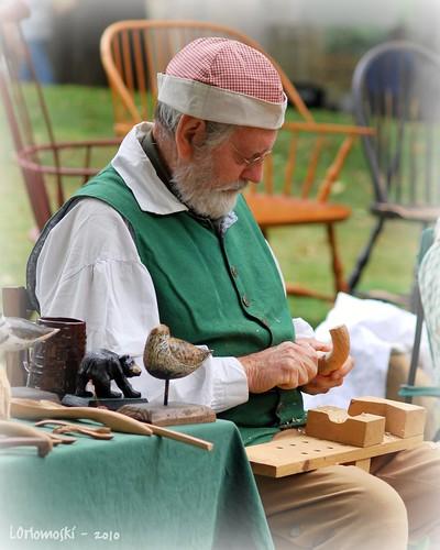 Canterbury Woodcarver