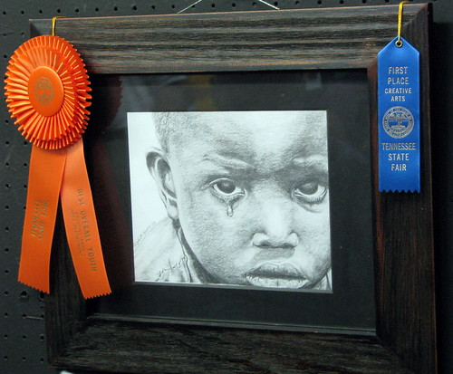 2010 TN State Fair: Winning Youth Artwork