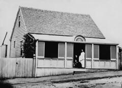 Cottage in Brisbane, ca. 1872