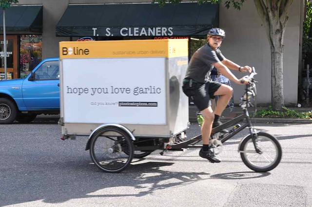 Sustainable Urban Delivery