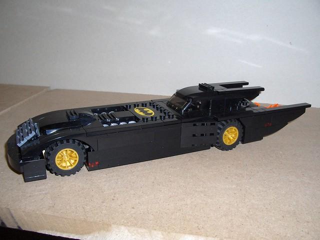 lego batman batmobile tas custom batmobile from batman. Black Bedroom Furniture Sets. Home Design Ideas
