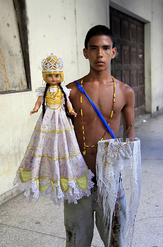 Niño misionero, religión Yoruba, La Habana