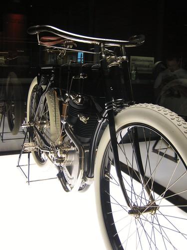 Harley Davidson Museum, Milwaukee, USA
