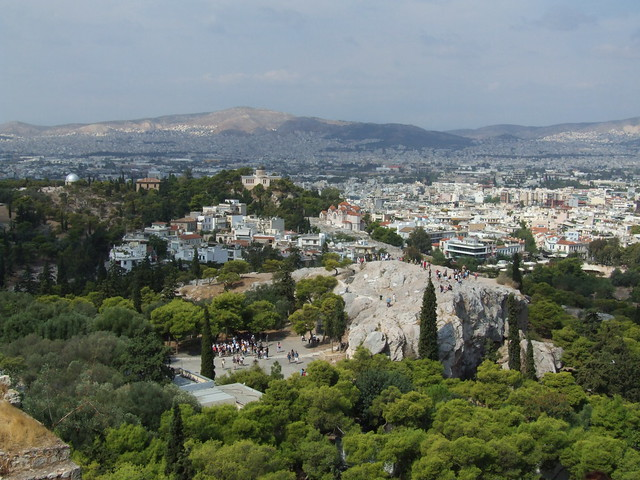 Flickriver: Photoset Areopagus and Mars Hill, Athens by ...