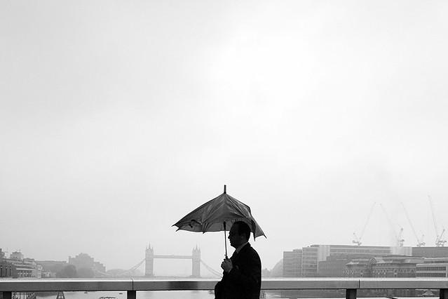 London ec4 minimalism in street photography