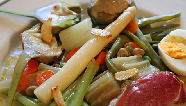 Menestra de verduras restaurante san ignacio - Como preparar menestra de verduras ...