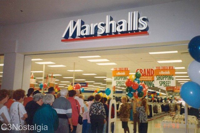 Marshalls Century III Grand Opening