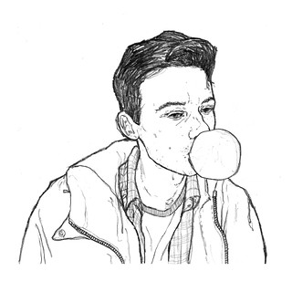 Bubble Gum Guy