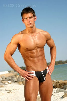 speedo underwear model