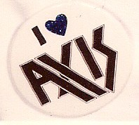 Fall 1984 I Heart Axis Button