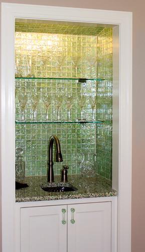 Wet bar - Home Renovation